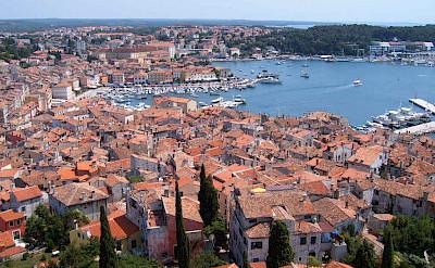 Harbor of Rovinj, Istria, Croatia. CC:Markus Bernet