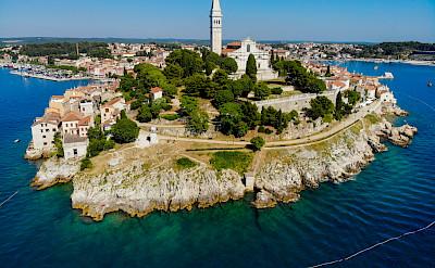 City of Rovinj, Istria, Croatia. ©TO
