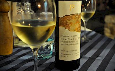 Wine-tasting in Rovinj, Istria, Croatia. Flickr:Sarah Sampsel