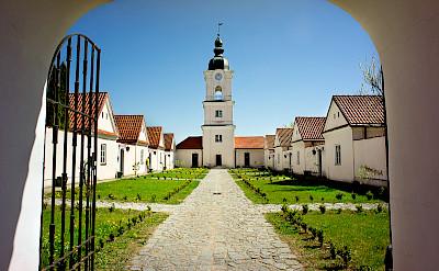 Camaldolese Monastery in Wigry, Poland. Flickr:PiotrP
