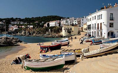 Calella de Palafrugell, Costa Brava, Catalonia, Spain. Flickr:Jorge Franganillo
