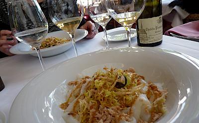 Dining Sant Feliu de Guíxols, Catalonia, Spain. Flickr:dpotera