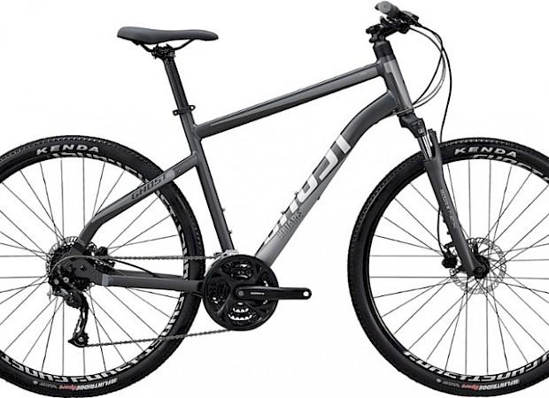 Ghost Square Cross Trekking Bike