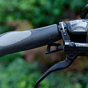 30-gear plus bike handlebars