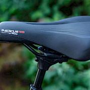 30-gear plus bike saddle