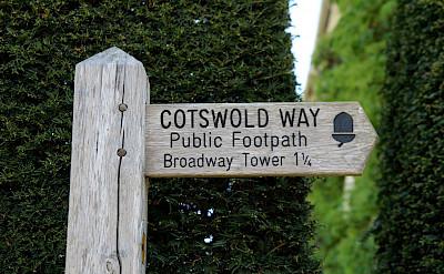 Following the Cotswolds Way in England. Flickr:Kathryn Yengel