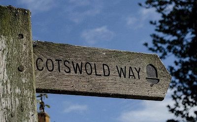 Welcome to walking in the Cotswolds - hiking in England.