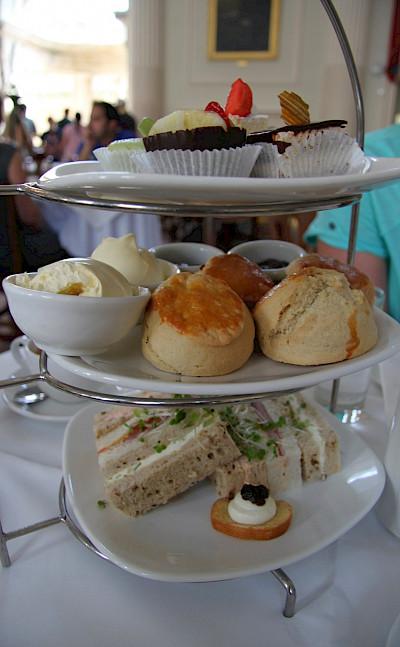Tea time in the UK! Flickr:Richard Allaway