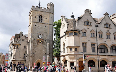 Oxford, Oxfordshire, England. Flickr:Michael Gwyther-Jones