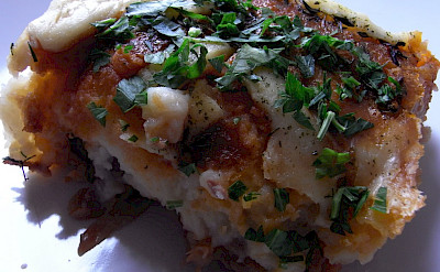 Shepherd's Pie in England is not to be missed! Flickr:Oferdeshe