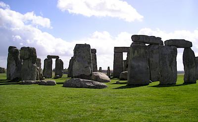 Stonehedge in England. Flickr:Anta Z