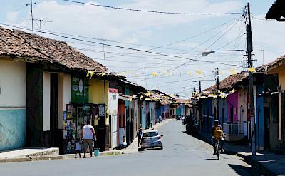 Colorful houses of Nicaragua, Flickr: Cordelia Persen