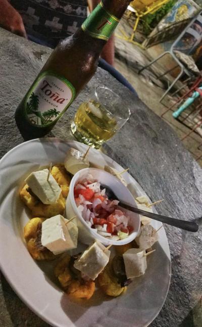 Delicious meal in Nicaragua, photo: El Museito de Carlos
