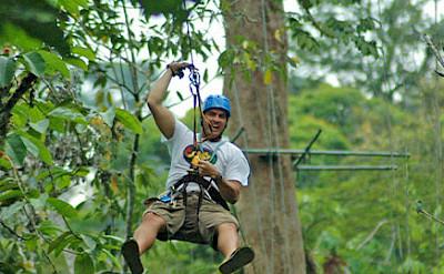 Zipline and adventure as you explore Costa Rica