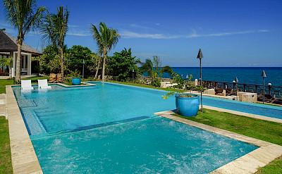 Aqua Bay Pool To Master