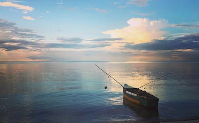 Fishing Boat Dusk