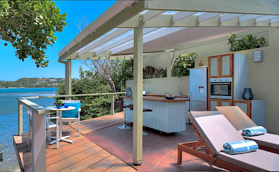 Of 1 Br Pvt Pool Outdoor Kitchen
