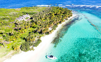 Boat Sandy Island