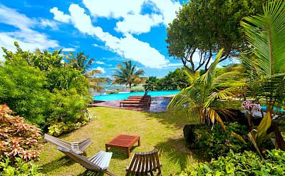 Infinity Pool Overlooking Views