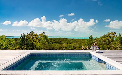 Sailrock Resort Great House Pool Hot Tub 1
