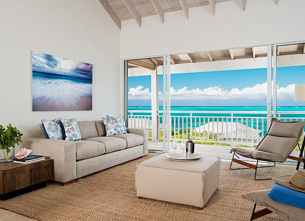 Sailrock Resort Ridgetop Suite Living Room 1