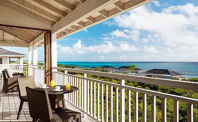 Sailrock Resort Ridgetop Suite Wrap Around Terrace East Coast Sunrise View 2