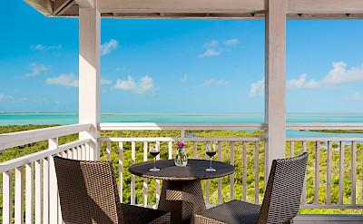Sailrock Resort Ridgetop Suite Wrap Around Terrace West Coast Sunset View 3