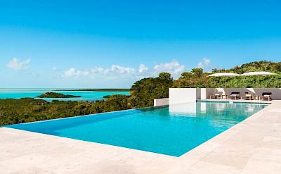 Sailrock Resort Great House Pool Infinity Edge 1