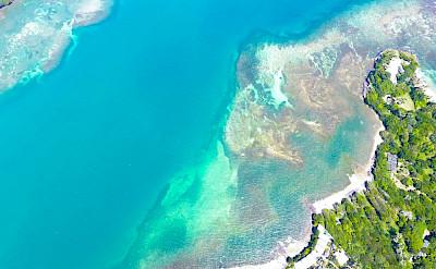 Aerial Resort Coastline