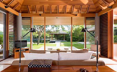 Villa Bedroom Pavilion