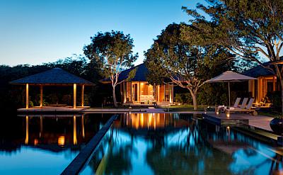 Villa Dining Sala