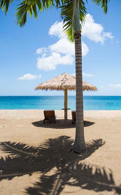 Beach A
