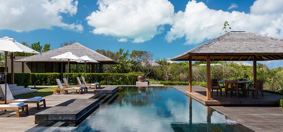 Villa 4 Infinity Pool