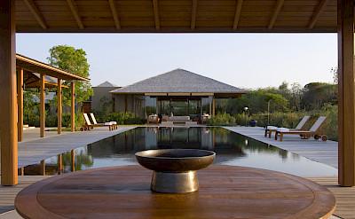Villa 1 Infinity Pool