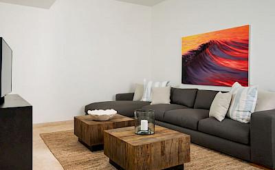 Sailrock Resort Beachfront 4 Bd Villa Media Room