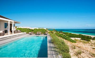 Sailrock Resort Beachfront Villa Outdoor Pool 3