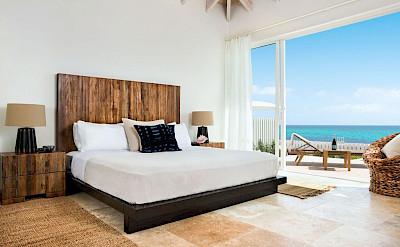 Sailrock Resort Beachfront Villa Bedroom 1