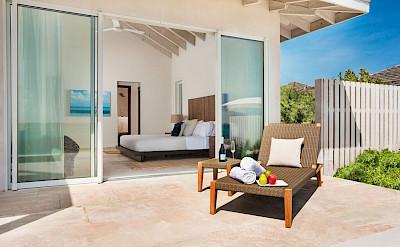 Sailrock Resort Beachfront Villa Outdoor Terrace 2