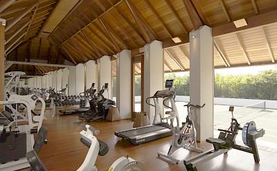 Amanyara Fitness Centre