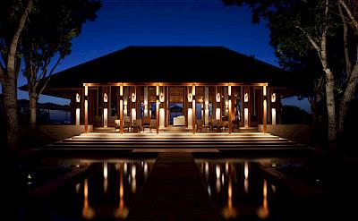 Villa Exterior Living Dining Pavilion