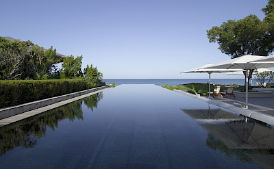 Villa Inifinity Pool