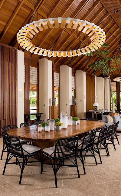 Villa 3 Dining Pavilion