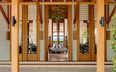 Villa 3 Exterior Living Dining Pavilion