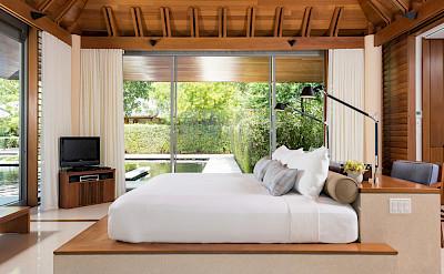 Villa 3 Guest Bedroom Pavilion