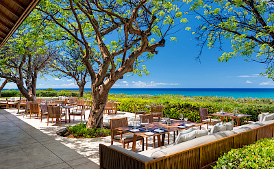 Amanyara Main Restaurant