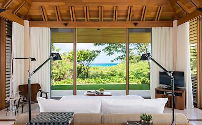 Villa 3 Master Bedroom Pavilion