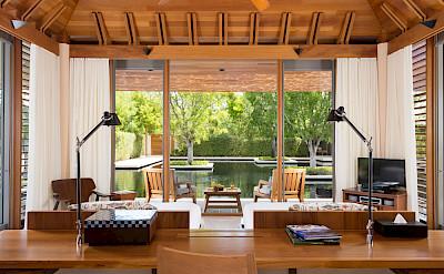Villa 3 Guest Suite Pavilion