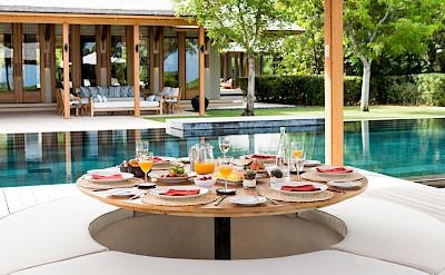 Villa 3 Dining Sala