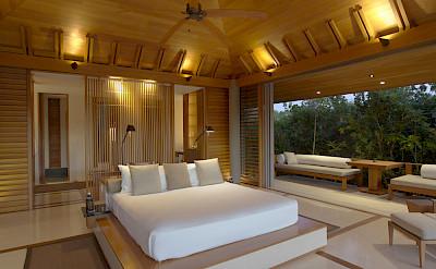 Bedroom Pavilion