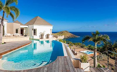 Vacation Rental St Barthelemy WV ACA Villa St Barts Villa ACApol Desktop